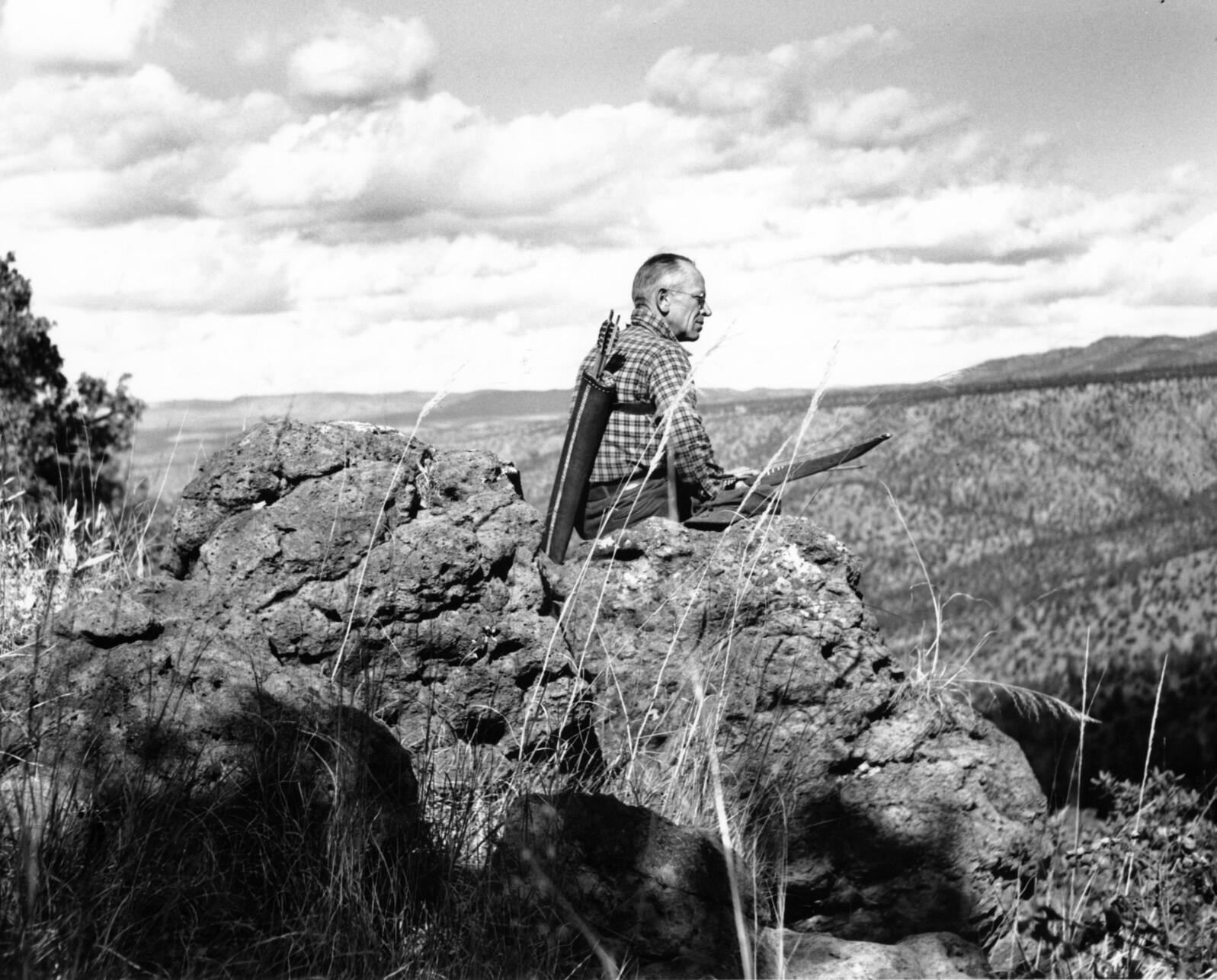 """aldo leopold odyssey essay Aldo leopold's """"land ethic"""" challenges the way we look at land and our natural resources leopold suggests that there should be a social revolution in that."""