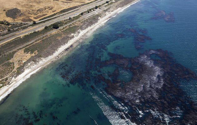 Devastating Photos of the Santa Barbara Oil Spill