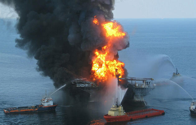 BP Begs for Lower Fine for Deepwater Horizon