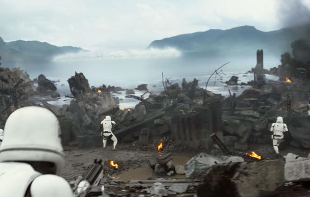 A Field Guide to the Birds of Star Wars: The Force Awakens