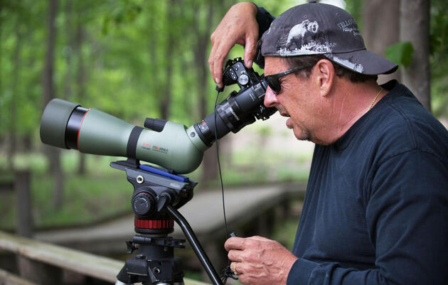 Why You Need to Start Digiscoping