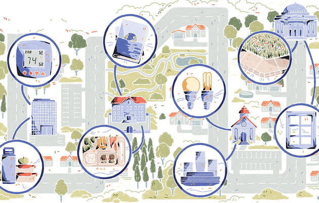 How to Help Green Your Town