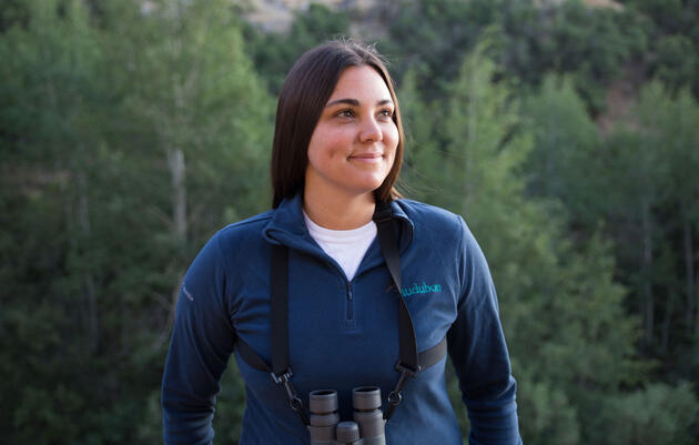 Audubon Spotlight: Brooke Bateman Is on Climate Watch