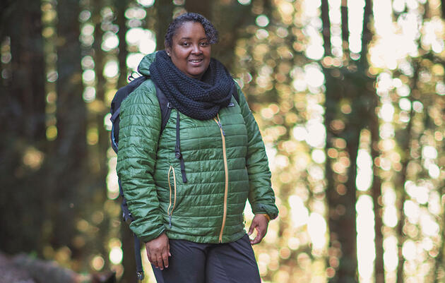 Teresa Baker, Activist and Hiker, on Why Kids Are the Future of Our Public Lands