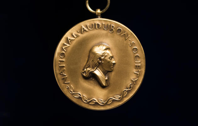 Previous Audubon Medal Awardees