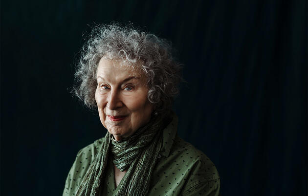 Margaret Atwood Insists Birds Matter to Everyone—Whether They Realize It or Not