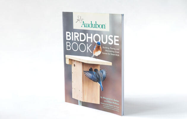 The Audubon Birdhouse Book