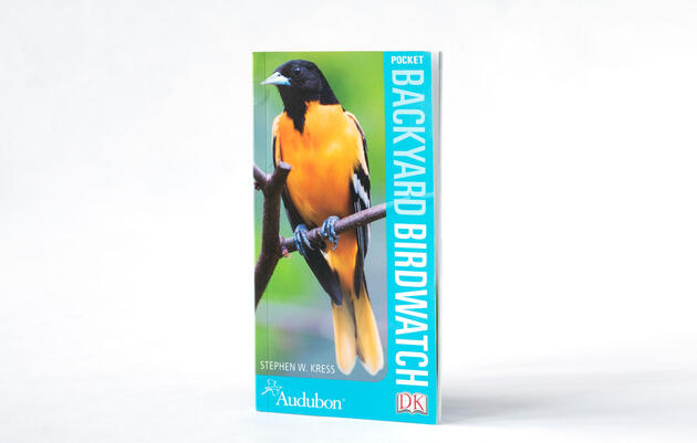 Audubon Pocket Backyard Birdwatch, 2nd Edition
