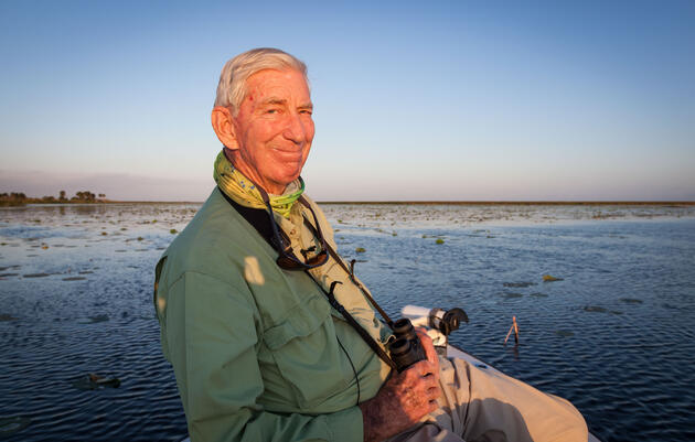 Remembering Nathaniel 'Nat' Reed, a Giant Among Conservationists