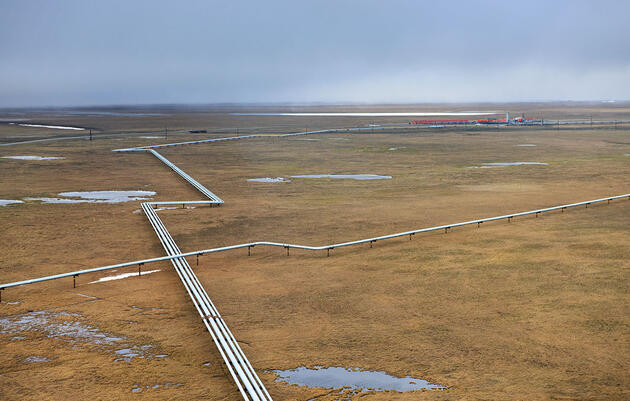 To See How Oil Drilling Would Transform the Arctic Refuge, Look Next Door to Prudhoe Bay