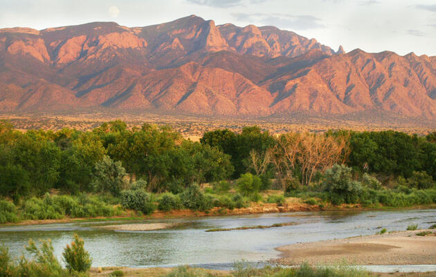 The Surprising Gift From New Mexico's Pueblos That Might Save the Rio Grande