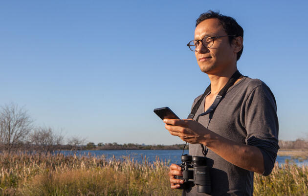How Twitter Can Make You a Better Birder