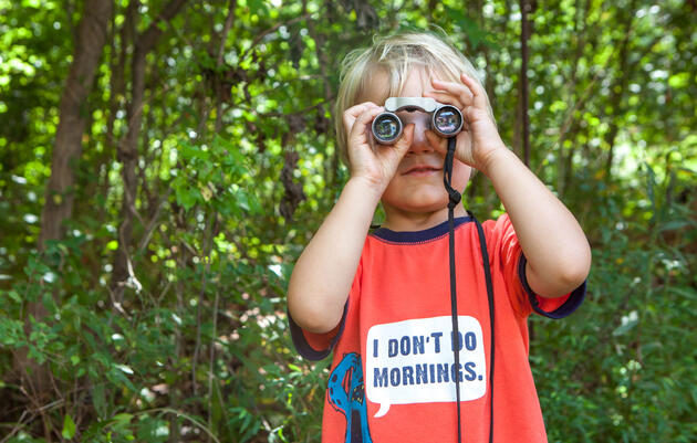 Birdist Rule #7: Take a Kid Birding