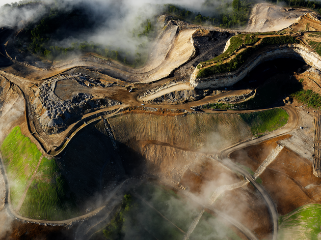 Scarface: The Damage Wrought from Mountaintop Mining