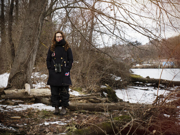 For Actor Lili Taylor, Birding Is Full of Thrills