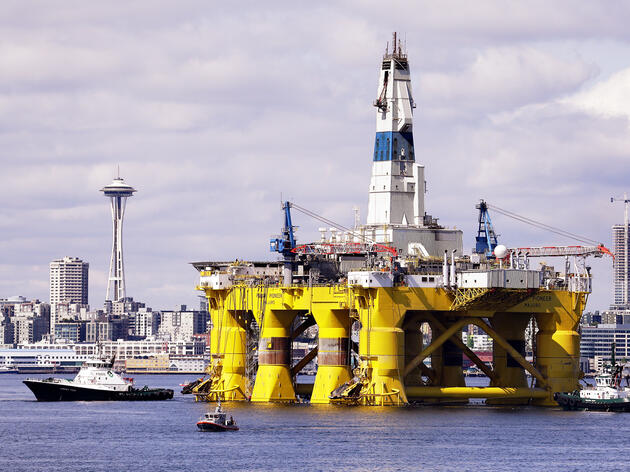 Battling Shell's Claim to the Arctic