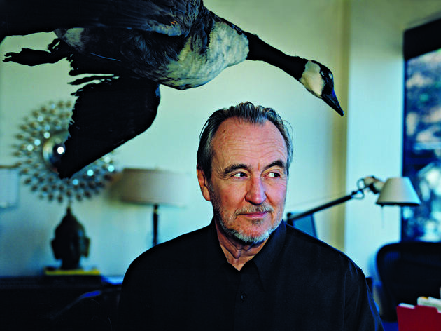 Freddy Krueger Creator Wes Craven Loves Birds
