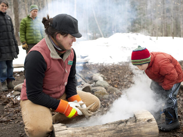 Maple Syrup, the Vermont Way
