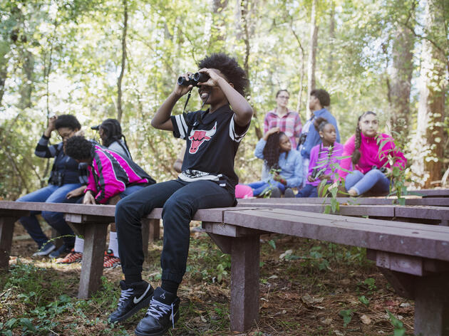 At This Alabama Middle School, the Birds Belong to Everyone