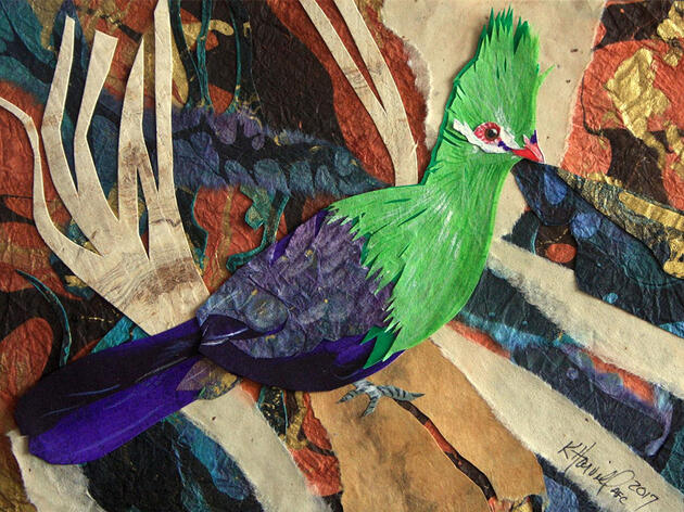 This Online Art Community Celebrates Birds, and the Results Are Wonderful