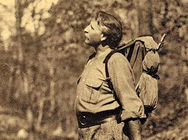 Meet the Man Who Sang Like a Bird and Helped Save the Redwoods
