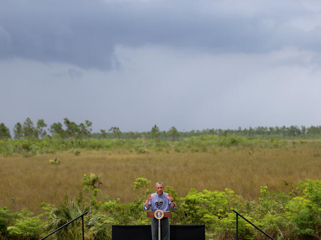Obama: Don't Delay Action on Climate Change