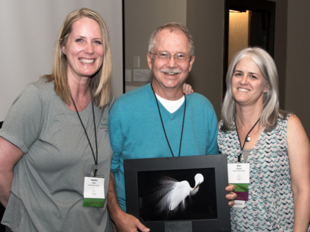 Audubon North Carolina Chapter President Wins Leadership Award