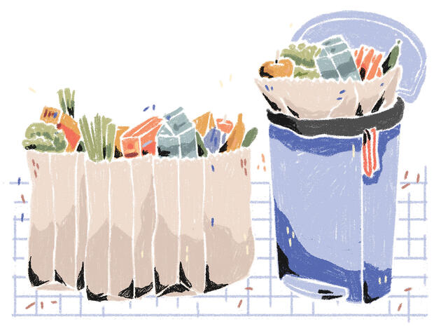 How to Hack Your Local Food System to Prevent Waste