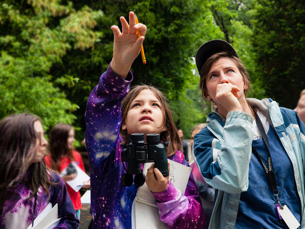 How One Audubon Chapter Is Partnering With Schools to Get Kids Outside