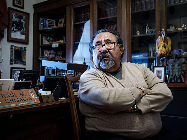 The Trump Administration Can't Ignore Raúl Grijalva Anymore