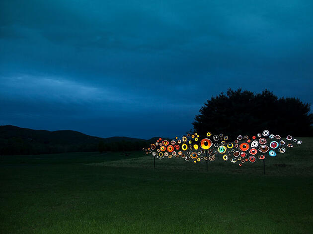 The Birds Are Watching: Jenny Kendler's Storm King Installation Sends a Message