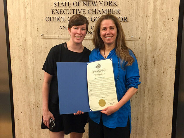 New York State Proclaims 2018 the Year of the Bird