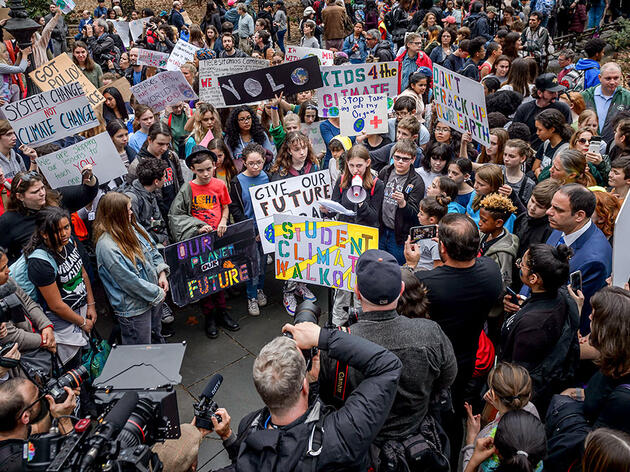Climate Policy Urgently Needs Adults in the Room—So Teens Are Stepping Up