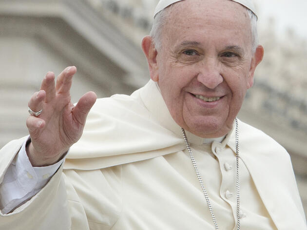 Pope Francis Takes on Climate Change