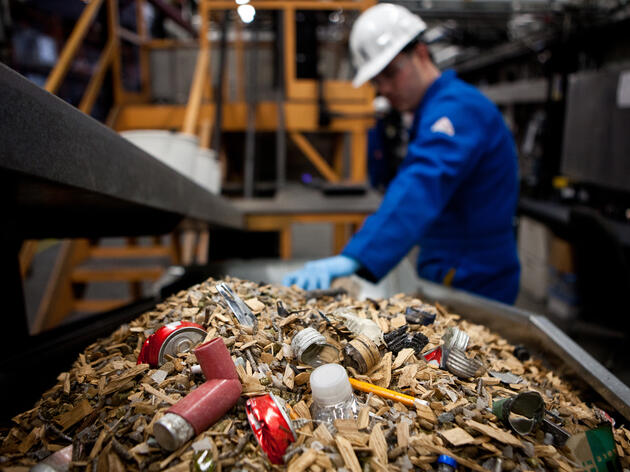 One Company Plans to Turn Trash into Gas