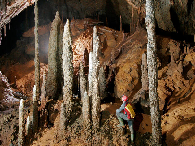 Stalagmites Reveal Ancient Secrets