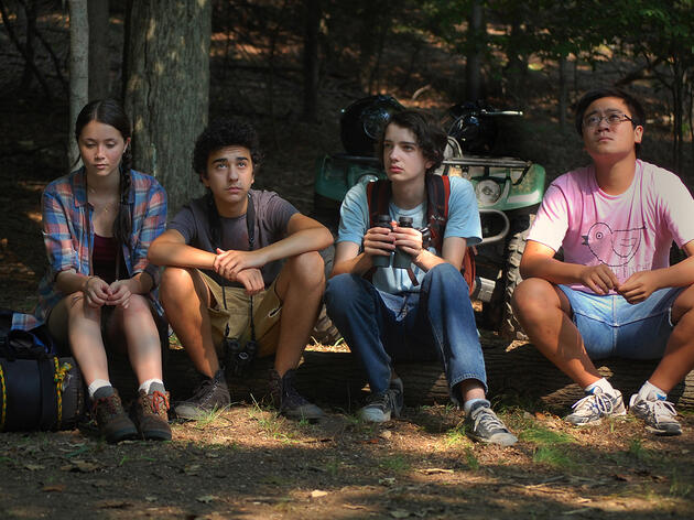 New Film, 'A Birder's Guide to Everything', Puts Teens in the Spotlight
