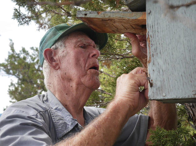 Meet the 96-Year-Old Man Who Turned Southern Idaho Into a Bluebird Haven