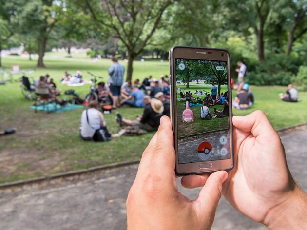 Are You a Birder or a Pokémon Go Master?