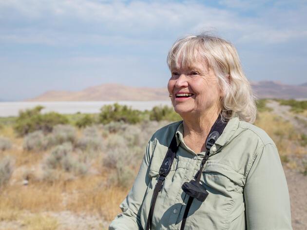 Audubon Spotlight: Ella Sorensen Stewards the Birds of Great Salt Lake