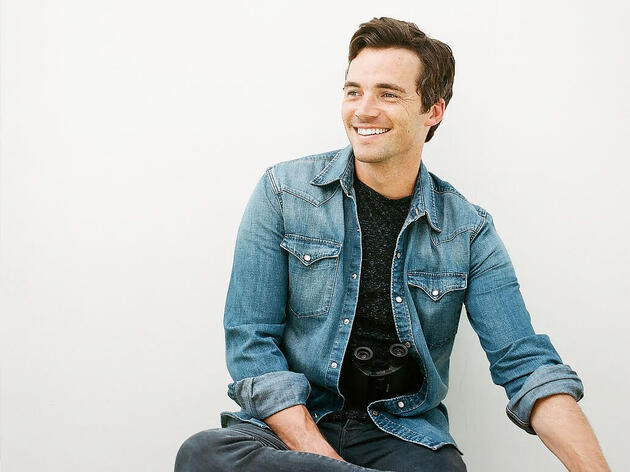 Sorry, Hollywood, but Ian Harding Would Rather Be Birding