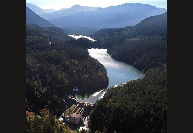 America S Largest Dam Removal Under Way In The Pacific Northwest