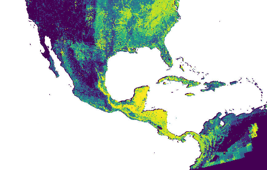 Deforestation And Drought In The Tropics Are The Biggest Threats To - Us-forest-cover-map